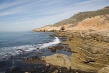 USA, California, San Diego. Point Loma Peninsula Remains Fairly Pristine.