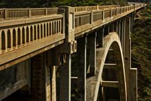 Rocky Creek Bridge, Rocky Creek, Big Sur, California, USA