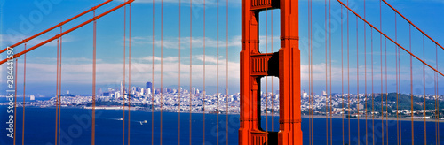 USA, California, Golden Gate Bridge Wallpaper Mural