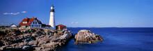 USA, Maine, Portland Head Ligh...