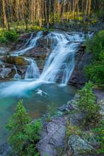 USA, Montana, Glacier National...