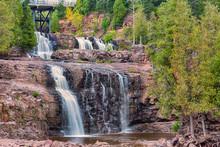 Minnesota, Gooseberry Falls St...