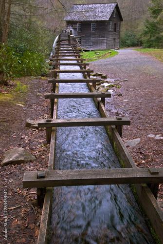 Photo  USA, North Carolina, Great Smoky Mountains National Park