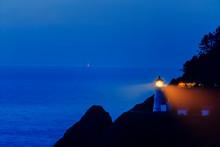 Heceta Head Lighthouse, Centra...