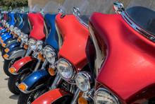 Harley Davidson Motorcycle Dealership, Austin, Texas, Usa