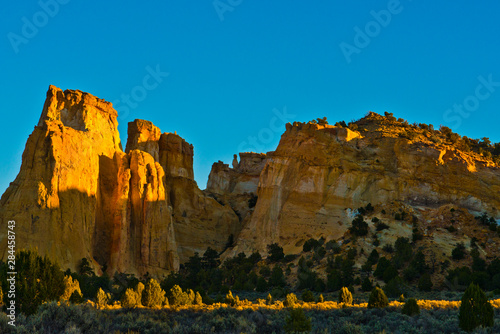 Fototapeta USA, Utah, Henrieville. Grosvenor Arch