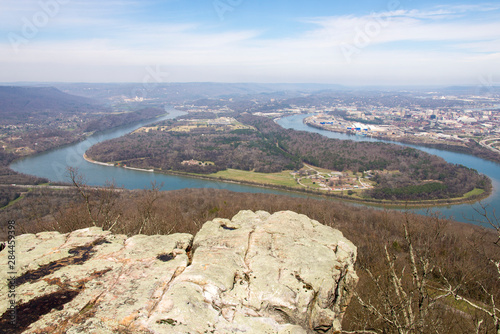Papel de parede USA, Tennessee, Chattanooga, Lookout Mountain