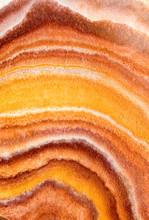 Brilliant Color In Metamorphic Sandstone, Bryce Canyon National Park, Utah, USA