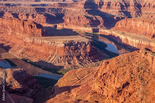 USA, Utah, Moab, Dead Horse Point State Park Canvas Print