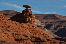 Mexican Hat Rock, Mexican Hat,...