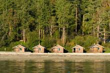 US, WA, Camano Island. Cama Be...