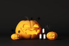 Halloween Pumpkin, Jack O Lant...