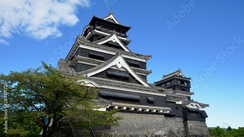 Foto 震災前の熊本城