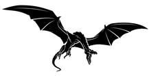 Black Dragon Blaze Fire
