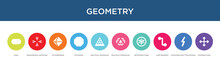 Geometry Concept 10 Colorful I...