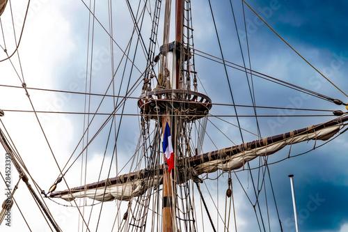 Canvas Prints Ship Armada de Rouen 2019