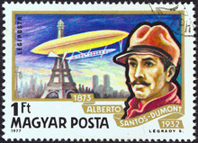 Alberto Santos-Dumont And Airs...