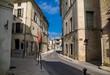 Uzès, Gard, occitanie, France.