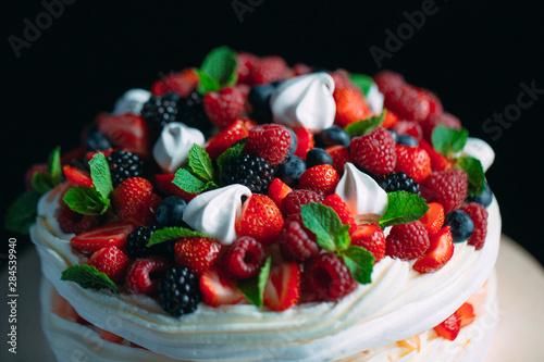 Fényképezés  Fruit cake