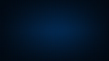 Blue Dot Pattern For Led And Lcd Digital Background Or Web Design