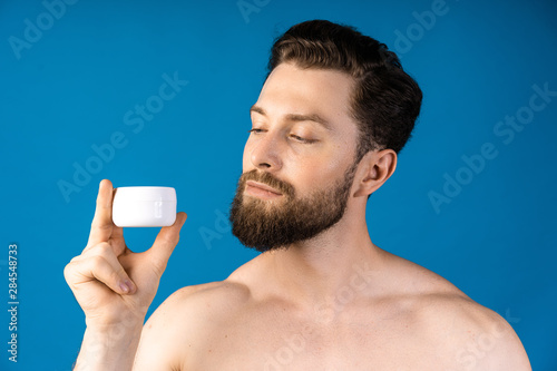 Photo Beauty procedure and skin care