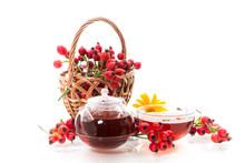Hot Tea From Medicinal Fruits ...
