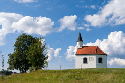 Canvas Chapel near Steingaden