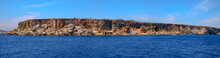 East Coast Of The Comino Island