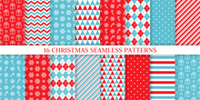 Christmas Pattern. Holiday Sea...