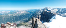View From Aiguille Du Midi, Fr...