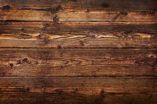 Brown Wood Plank Texture Backg...