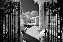Double Iron Gate And Formal Ga...
