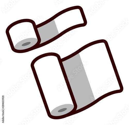 Fotomural  巻物 テープ・包帯