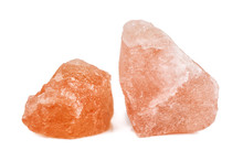 Crystals Of Pink Himalayan Sal...