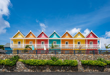Views Around Curacao A Small Caribbean Island