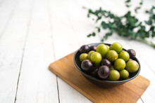 Muscadine Grapes Are Also Know...