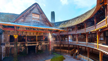 Hakespeare's Globe Theatre In ...