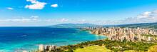 Hawaii Panoramic Banner View O...
