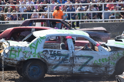 Photo Demolition Derby