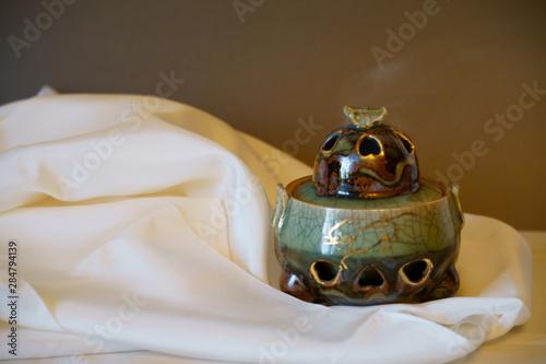 Fotografija 香を嗅ぐ素敵な道具香炉3