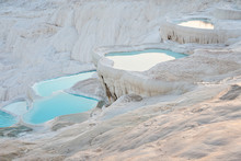 Natural Travertine Pools And T...