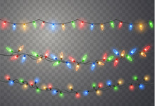 Christmas Lights. Xmas String