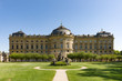 The Residenz of Wurzburg with Garden, Germany