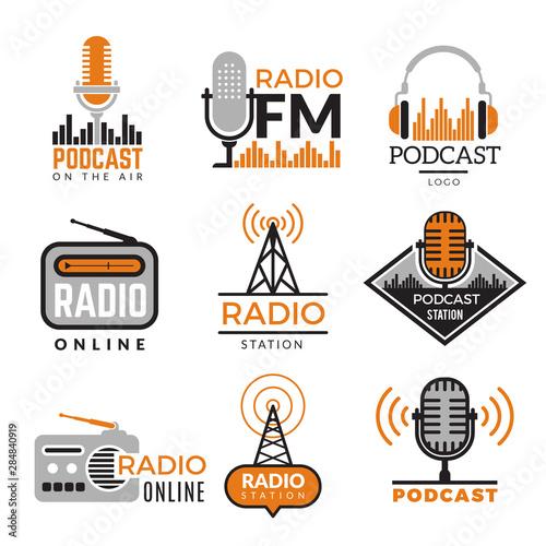 Cuadros en Lienzo Radio logo