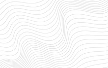 Abstract Wavy Background. Thin...
