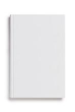 Blank White Hard Cover Book, V...