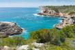 Cala Salmunia Bay in Mallorca
