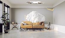 Cloud In The Room.