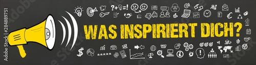 Photo  Was inspiriert dich?