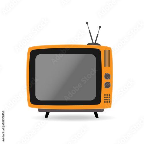 Fotografía  Retro TV set
